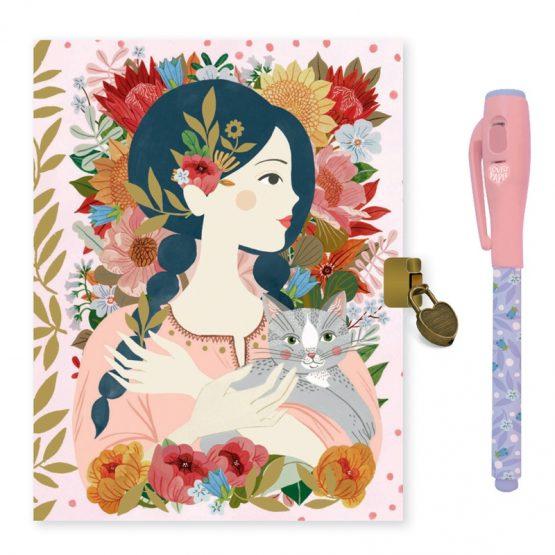 Oana titkos naplója mágikus filctollal