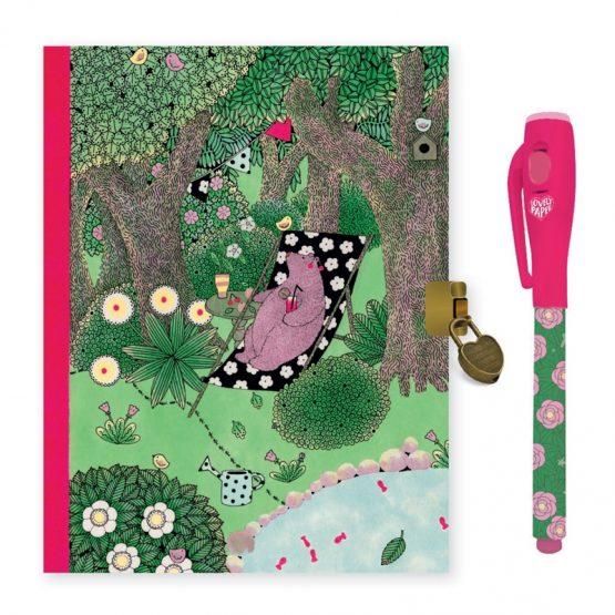 Fanny titkos naplója mágikus filctollal