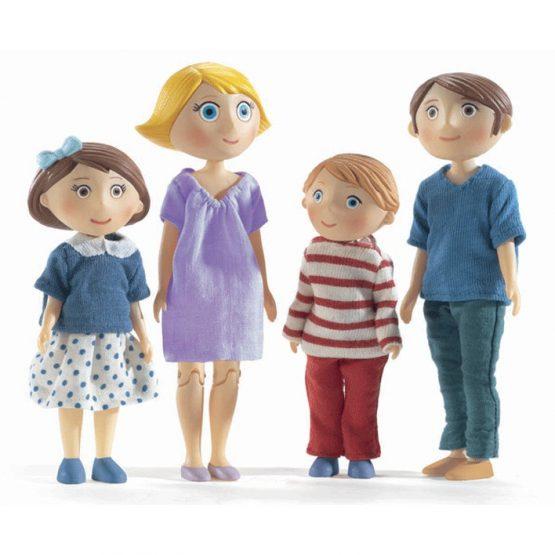 Djeco család – Gaspard & Romy